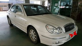 2002 New EF SONATA/AUTO/GOOD COND./NOTHING TO FIX in Osan AB, South Korea