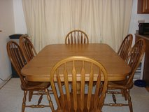 brand new amish made dining room table and 10 chairs in Bellevue, Nebraska