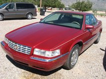 1998 cadillac elderado  low miles in Alamogordo, New Mexico