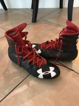 Under Armour Football Cleats size 11.5 Mens in Cleveland, Texas