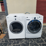 MAYTAG FRONT LOAD  WASHER & WHIRLPOOL DRYER W/ A 90 DAY WARRANTY & FREE DELV in Camp Lejeune, North Carolina