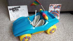Rainbow Brite Buggy Car in Orland Park, Illinois
