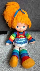 Rainbow Brite Vintage Doll in Orland Park, Illinois