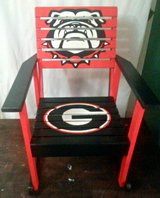 Rocking Chair Georgia Bulldogs (Child's) in Dothan, Alabama