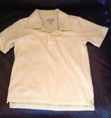 Baby/Toddler Boys Short Sleeve Light Yellow Polo shirt size 5T in Macon, Georgia