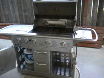 Stainless Steel Grill in Travis AFB, California