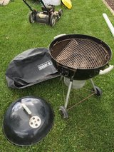 Weber Charcoal Grill in Bolingbrook, Illinois