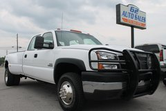 2006 Chevrolet Silverado 3500 Crew Cab 4X4 Southern Diesel Truck 10683 in Fort Knox, Kentucky