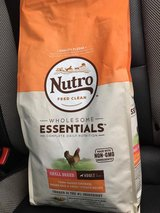 2-NEW Nutro Feed Clean Dog Food Bags, 5 lbs. ea in Camp Lejeune, North Carolina