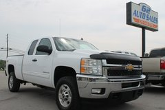 2012 Chevrolet Silverado 2500 Ext Cab 4X4 ONE OWNER Texas Truck #10677 in Elizabethtown, Kentucky