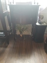 Vintage side table in Glendale Heights, Illinois