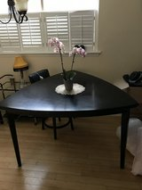 Dining room table - triangle in San Antonio, Texas