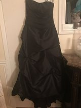 Ball gown in Lackland AFB, Texas