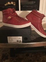 Coach high tops new 7.5 in Lackland AFB, Texas