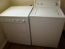 Final 7 days: Kenmore Super Plus Capacity Washer and Extra Large Gas Dryer in Vista, California