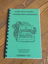 "Cookbook Asparagus Crate"" in Sandwich, Illinois"
