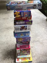 FREE kids puzzles in Lockport, Illinois