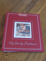 Recipe Holder~Campbell's Binder in Sandwich, Illinois