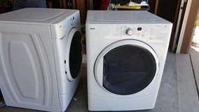 Washer and dryer in Fort Carson, Colorado