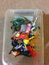 FREE assorted figurines, cars, toys in Glendale Heights, Illinois