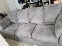 Lightly used couch in Lockport, Illinois