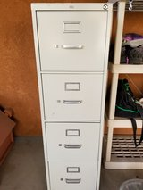 4 drawer filing cabinet in San Diego, California