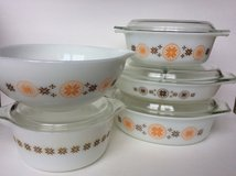 Pyrex Town and Country Dishes in Lockport, Illinois