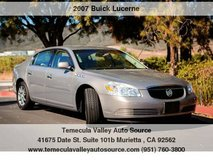 2007 Buick Lucerne - Low Miles in Lake Elsinore, California