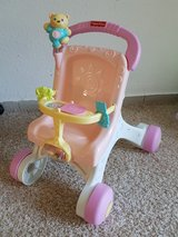 Fisher price kids stroller in Ramstein, Germany