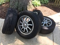 "Tires for Sale-16"" Continentals in Orland Park, Illinois"