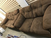 Couch and loveseat in Camp Pendleton, California