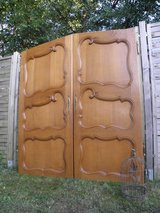 Amazing Oak French doors in Ramstein, Germany