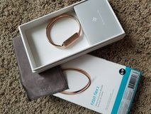 NEW rose gold fitbit flex 2 bangle in Dover, Tennessee
