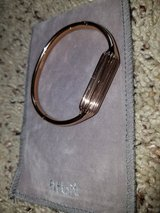 ROSE GOLD fitbit flex 2 bangle NEW in Dover, Tennessee