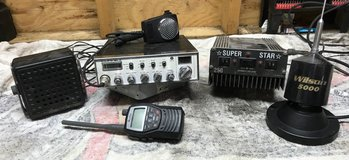 Deer hunting CB Radio package in Camp Lejeune, North Carolina