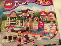 LEGO Friends Set City Pool, Quad, Convertible in St. Charles, Illinois