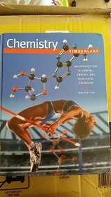 Chemistry: an introduction to general, organic and biological chemistry in Alamogordo, New Mexico