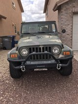 JEEP WRANGLER X 2003 in Fort Bliss, Texas
