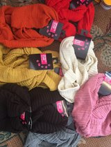 winter infinity scarves $9 Each in Fort Bragg, North Carolina
