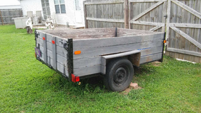 Small Trailer REDUCED PRICE in Fort Knox, Kentucky