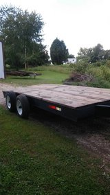 Small Duel Axle Car Hauler REDUCED PRICE in Fort Knox, Kentucky