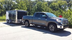 2014 Toyota Tundra 4x4, Limited, double cab, TRD pakage in Kansas City, Missouri