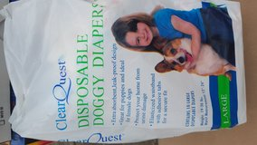 Disposable doggy diapers in Clarksville, Tennessee