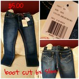 Girls Jeans, new in Joliet, Illinois