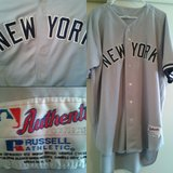 NEW YORK YANKEES TEAM JERSEY in Travis AFB, California