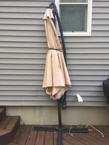 Patio shade awning in Watertown, New York