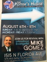 Revival EXTENDED! in Alamogordo, New Mexico