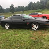 97 Camaro Z28 Lt1 6 speed in Fort Campbell, Kentucky