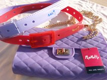 Fun Purse + 2 belts (POP MOLLY BRAND) in Yucca Valley, California