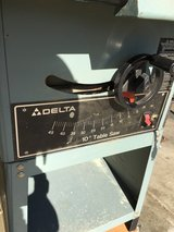 "delta 10"" table saw in Vacaville, California"